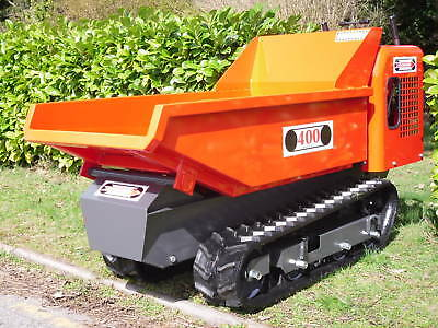 Track Barrow400 Mini tracked dumper carrier   Only £29.50 Pw/ 2yrs