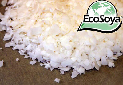 5KG Soy Wax 100% Pure Eco Soya Wax Flakes For Container Candles Soy Wax Flakes