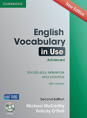 English Vocabulary in Use Advanced with CD-ROM: Vocabulary Reference and...