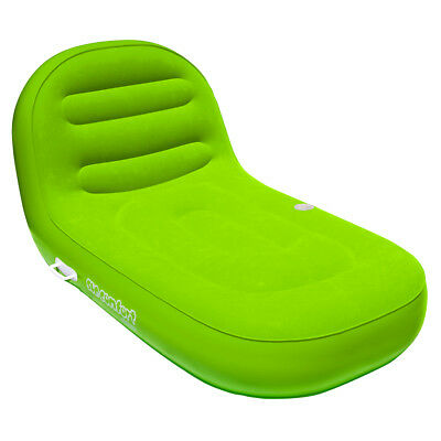 AIRHEAD SunComfort Cool Suede Chaise Lounge - Lime AHSC-007