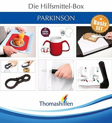 Hilfsmittelbox Parkinson - Basis-Set