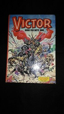 Victor Book 1985 Vintage Action/Adventure Annual