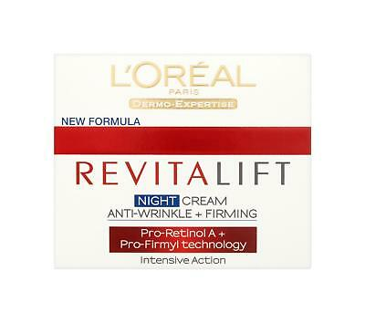 L'oreal Revitalift Anti-Wrinkle+Firming Deep Action Night Cream