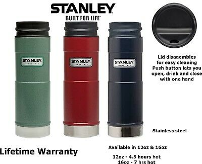 Stanley Classic One Handed Vacuum Mug Flask