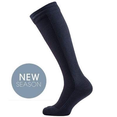SealSkinz Hiking Mid Weight Knee Length Bike Socks - Waterproof Socks