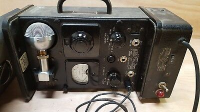 General Radio Company USA Sound-Level Meter 1551-A w/Power Supply 1262-A