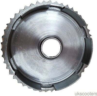 Lambretta 5 Plate Set Up Crown Clutch Wheel Sprocket 48T S 1 2 3 Gp Li 48 Teeth