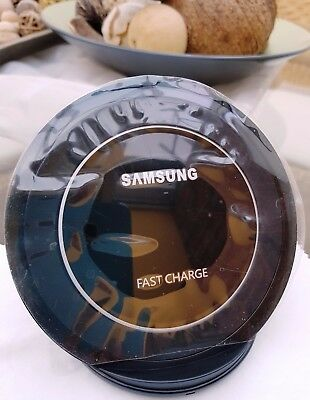 samsung qi induktive ladestation wireless charger galaxy s6 s7 edge s8 plus eur 7 50. Black Bedroom Furniture Sets. Home Design Ideas