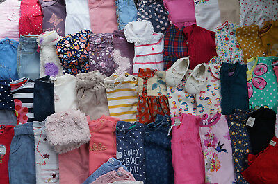 Bundle of girls clothes from 6-9 months old - FULL LIST & LOTS OF PICTURES INSID
