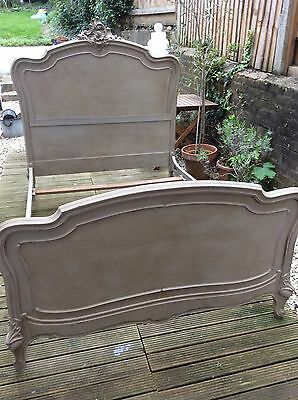 French Antique Bed Frame