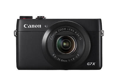 Canon Powershot G7X G7 X Digital Camera 20.2MP
