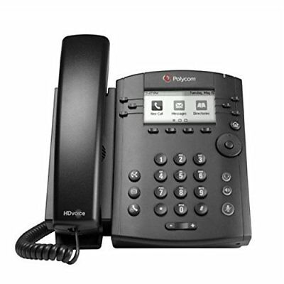 Polycom Vvx 310 6Lines Lcd Wired Handset Black Ip Phones (Lcd Black 208 X 104 Ce