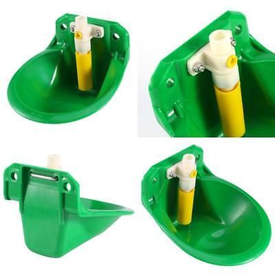 Automatic Drinker Waterer Cups Bowl For Cattle Sheep Pig Horses Piglets Livesto