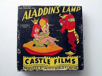 Aladdins Lamp 8mm Film Produced by Castle Films No.752 RARE