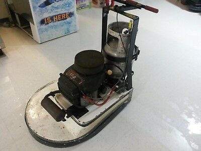 Aztec sidewinder floor stripping machine with Kawasaki 17.0 HP Engine