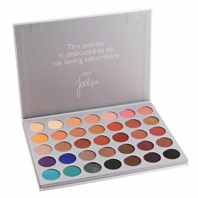 Pro 35 Colors Eye Shadow Palette New 2017 Limited Edition Jaclyn Hill x Morphe