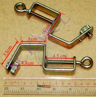 Table Clamp Ribber ATTACHMENT for Knitting Machine Brother KR230