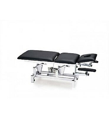 Medical Injectables 2 Motor Massage, Physio, Chiro, Spa Table BLACK