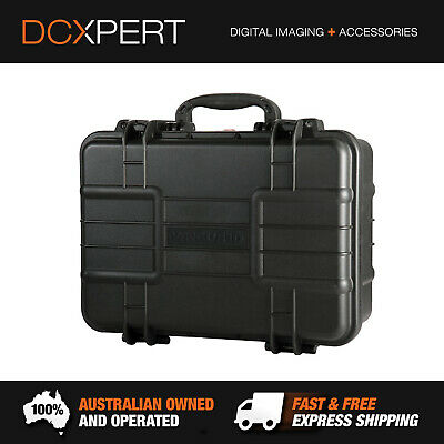 Vanguard Supreme 40D Hard Case - Pro Photo Series Hard Case - Black