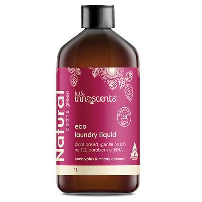 Little Innoscents Laundry Liquid Cherry Coconut & Eucalyptus 1L
