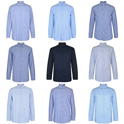 Moschino Herren Shirt Hemd Business Freizeithemd Langarm Long Sleeve Elegant 804