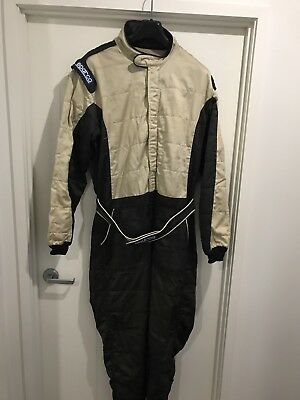 Sparco Racing Suit Fireproof