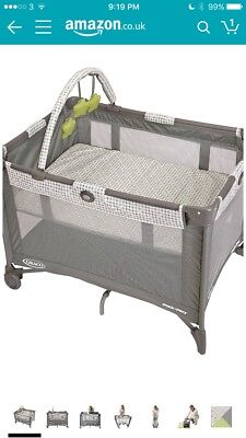 Graco Pack and play. Travel cot. Brand new. unused