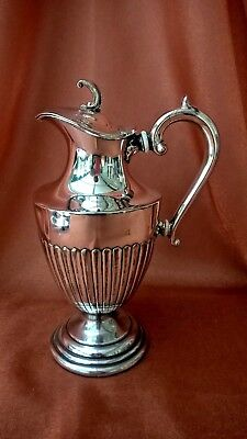 Kayser Ellison Silver Plated Hot Water Jug