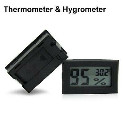LCD Thermometer Hygrometer Humidity & Temperature Monitor Meter ( 2 in 1 )