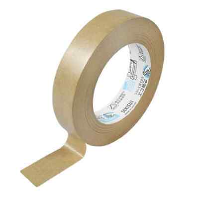 Sekisui 25mm x 50m 504NS Smooth Frame Backing Tape Kraft Paper Framing