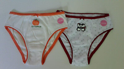 NWT Gymboree HALLOWEEN PENGUIN CHALET pumpkin penguin undies underwear 5 6 years