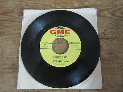 helpless girl by little mary staten 45 rpm record