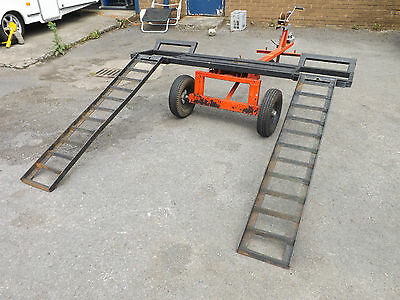 Car Dolly with brand new accessories