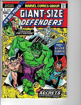 Marvel Giant-Size The Defenders #1