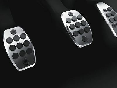Ford S-Max Sports Pedals for Auto Transmissions with matching footrest (1722213)