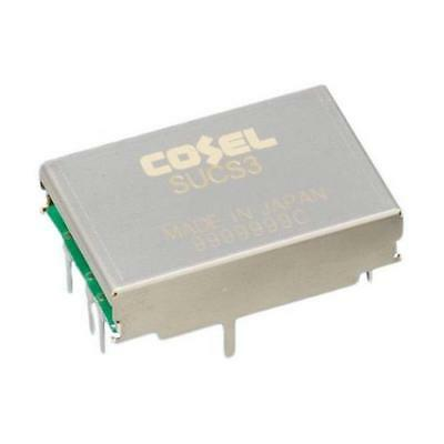 1 x Cosel 3W Isolated DC-DC Converter, I/O isolation 500V ac, Vout 3.3V dc