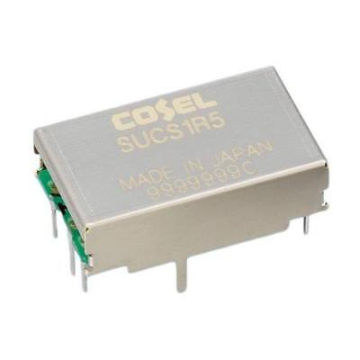 1 x Cosel 1.32W Isolated DC-DC Converter, I/O isolation 500V ac, Vout 3.3V dc