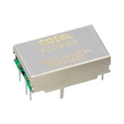 1 x Cosel 1.5W Isolated DC-DC Converter, I/O isolation 500V ac, Vout ±15V dc