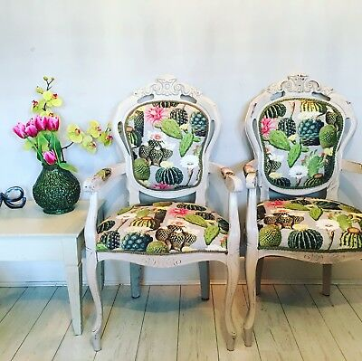 Cactus Louis Chair French