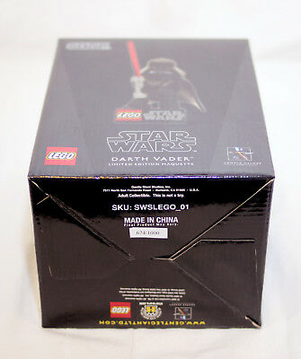 Lego Star Wars Darth Vader Maquette by Gentle Giant Ltd