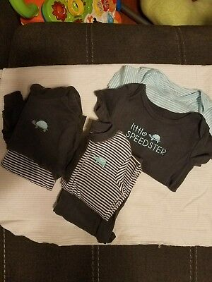 baby boy clothes 6-9 months lot