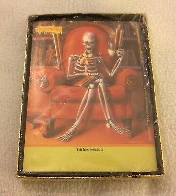 RARE Vintage 1995 Goosebumps Antioch Bookplates Self Adhesive 30 In Pack NEW