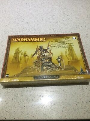 Casket Of Souls Finecast, BNIB, Sealed. Age Of Signal, Warhammer, Tomb Kings