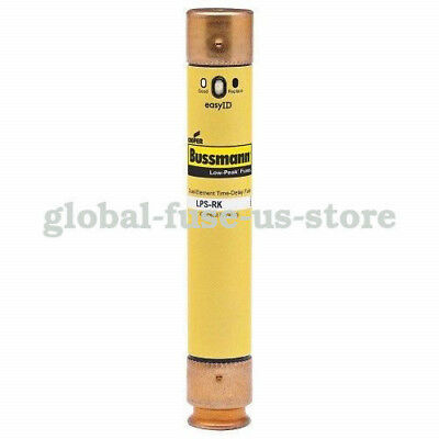 Bussmann LPS-RK-35SPI Dual-Element, Time-Delay Fuses Class RK1 600V 35 Amp