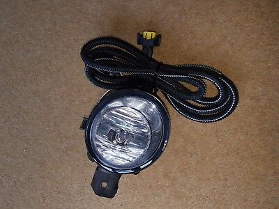 Renault Clio MK2 Nearside Spotlight with Bulb and loom