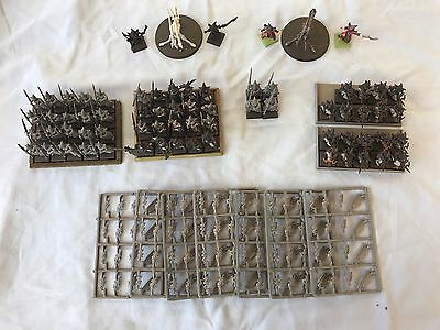 Warhammer Dark Elves/AOS/The Ninth Age Dread Elves