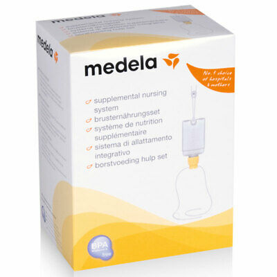 Online Only Medela Supplemental Nutrition System