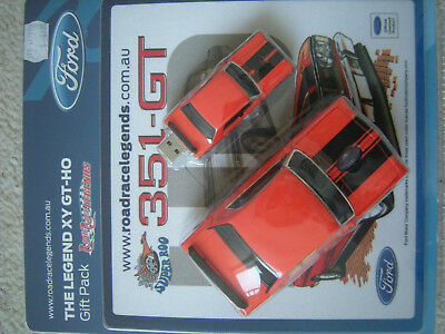 Ford 351 XY-HO GT - 8Gb USB Flash Drive & Mouse - Officially Licenced Product
