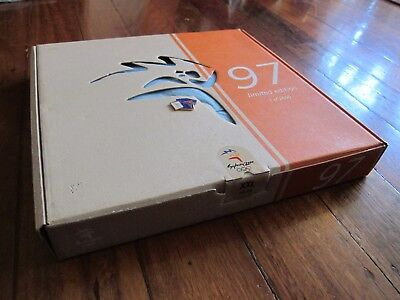 Sydney 2000 Olympic Games Shirt Limited Edition 1 Of 2000 NEW & SEALED