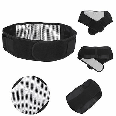 Magnetic Heat  Return Therapy Support Pain-Relief Waist Belt Self-heatingThermal